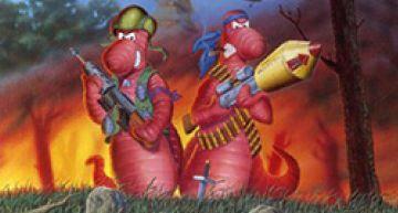 Würmer – eine der friedlichsten Spezies der Welt?