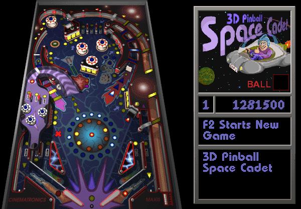 3D-Pinball-Space-Cadet-Tisch