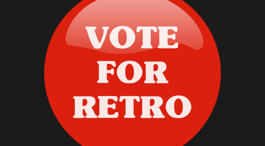 Vote for Retro!