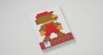 Rückseite vom Super Mario Buch