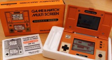 Game & Watch – Nintendos Gral der Handheld-Konsolen