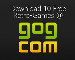 gog.com kostenloase Spiele