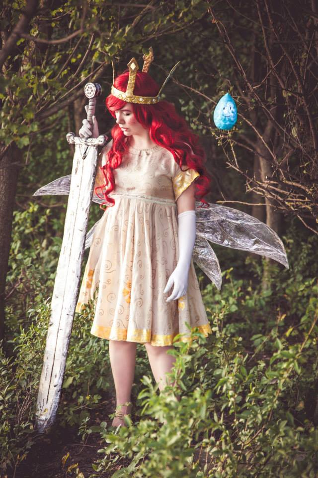 Aurora Child of Light Cosplay