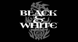 Eine Handvoll Göttlichkeit – Black and White