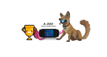 "gamescom 2014 Gewinnspiel: ""And the Dingoo goes to…"""