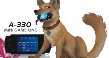 gamescom 2014 Dingoo Gewinnspiel