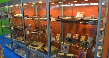 ATARI Ausstellung von Retro-Konsolen.de