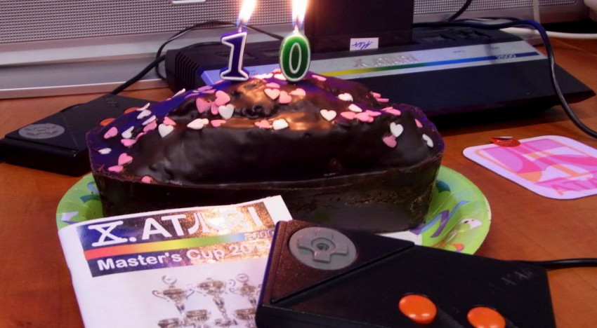 Happy Birthday: der ATARI Masters Cup wird 10!