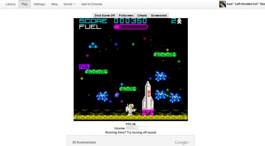 Gameboy Color Spiele sind ziemlich verschwommen und unscharf, beim NES ist es etwas besser