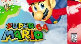 Super Mario 64 –  sein erstes 3D Spektakel