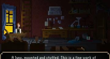 Aaahh ein Luchs im Arbeitszimmer! Nope, Chuck Testa!