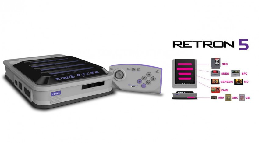 Retron 5 – Der Retro-Alleskönner