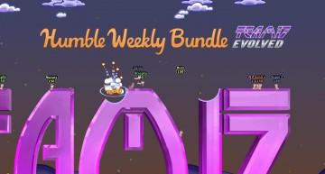 Worms Serie im Team17 Humble Weekly Bundle