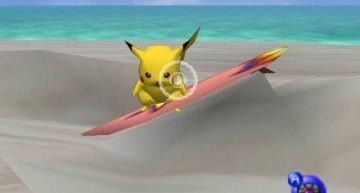 Pikachu ist sehr verspielt …