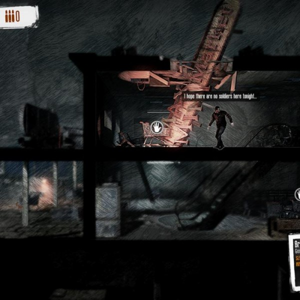 this war of mine Umgebung