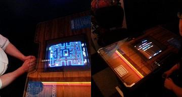 Bei PacMan verloren :-(