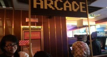 Hier geht es ins Arcade Center!