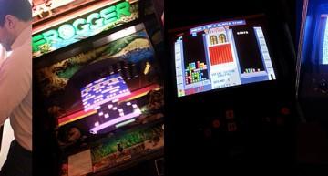Arcade action!
