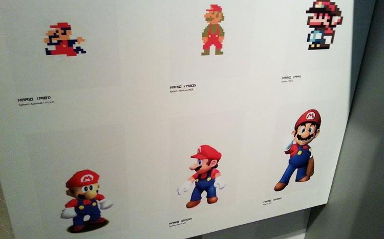 It's a me: Super Mario! Seine Entwicklung vom 2D Pixelmatsch zum 3D Mario.