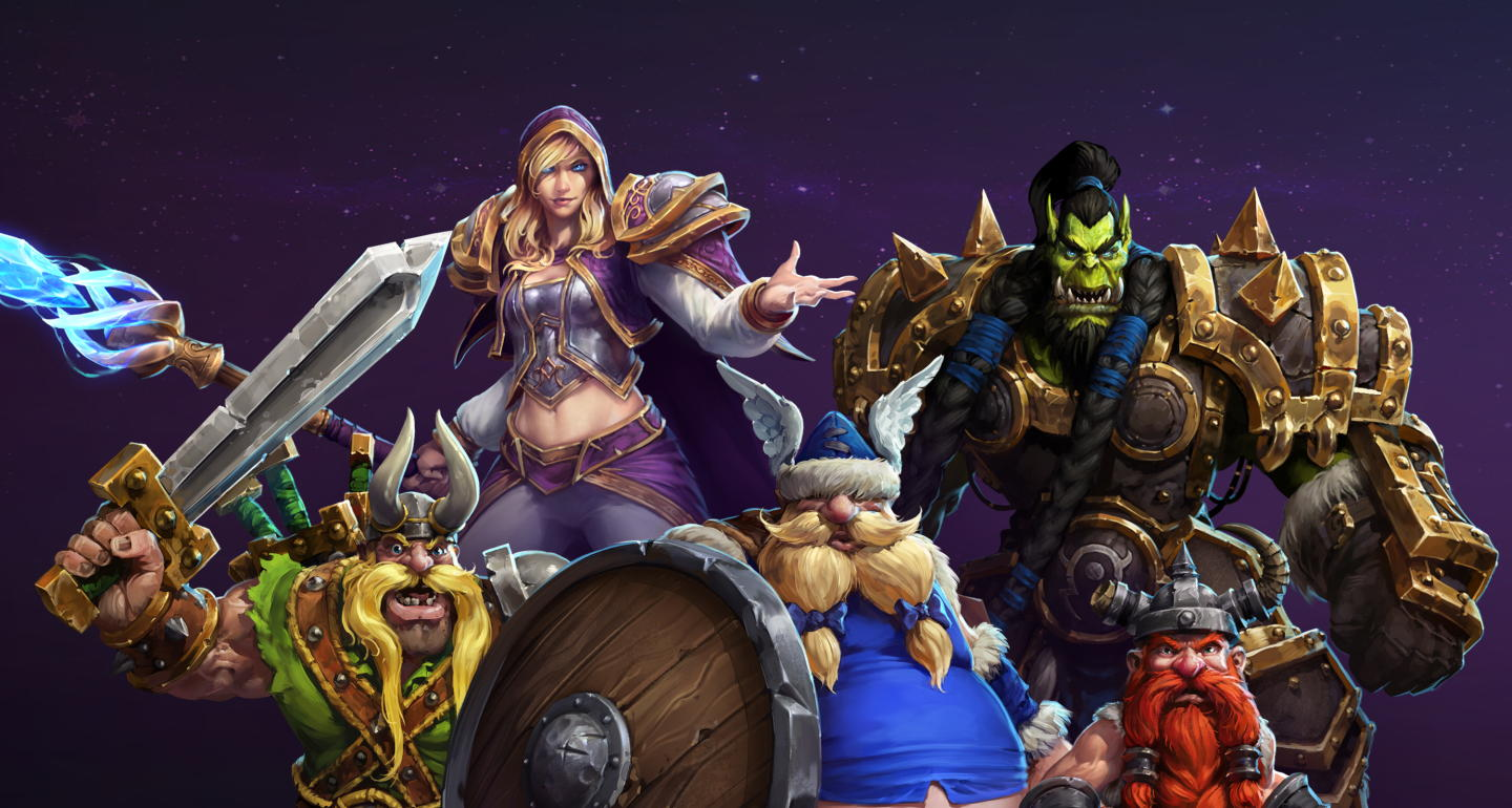 Build Thrall Heroes Of The Storm