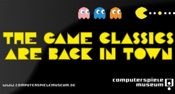 Action im Computerspielemuseum Berlin