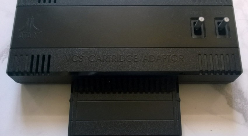 VCS Emulator Cartridge