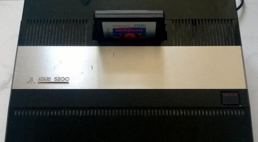 Objekt der Begierde: mein ATARI 5200