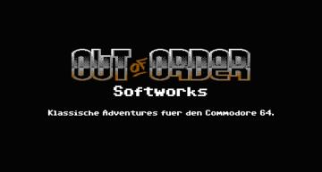 Logo der C64 Spiele- und Software-Schmiede.