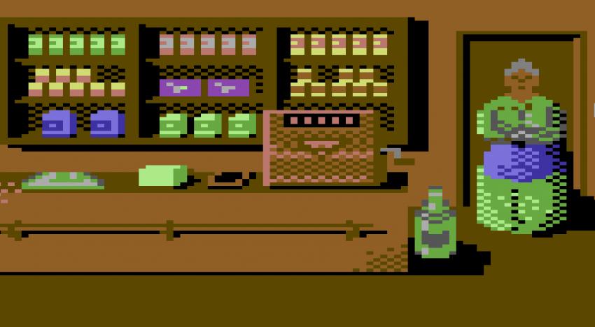 Das D42-Adventure System – C64 Spiele aus dem Baukasten!