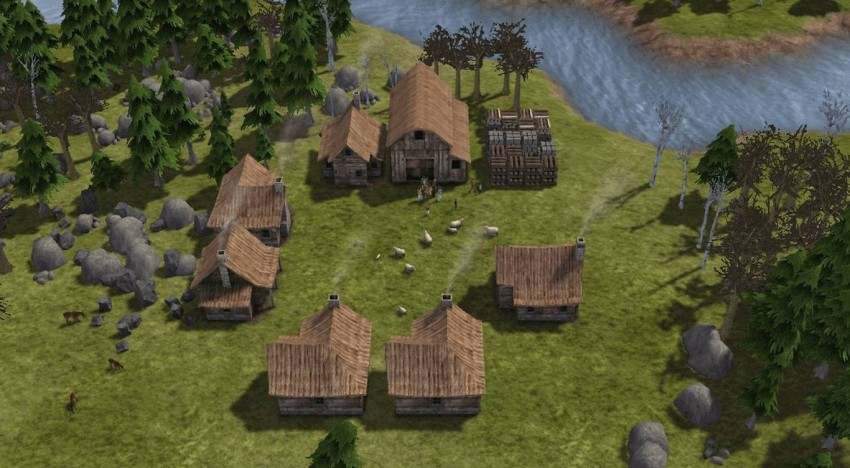 Banished – ein Indiegame mit Blick auf Realität