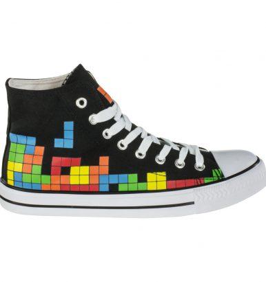 Tetris Schuhe Blocks von GetDigital