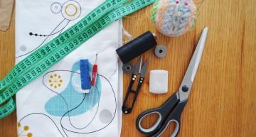 How to Cosplay – Werkzeug und Material [Teil 1: Nähen]