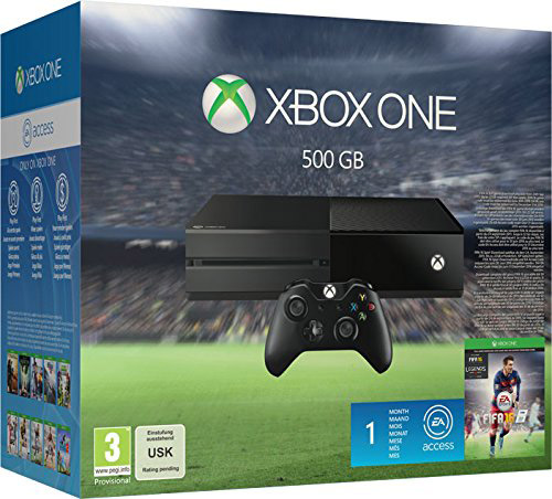 Xbox One Bundle FIFA 16 vorbestellen