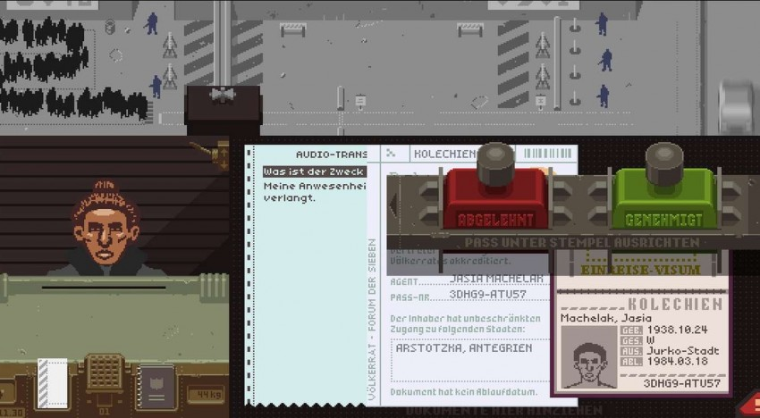 Papers, Please – der Beamtensimulator