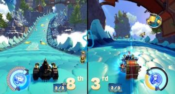 Multiplayer Splitscreen