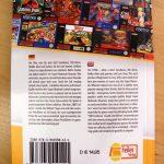 """SNES Spiele Preisführer """"Super Nintendo Collectors Guide 2nd Edition"""" Buchrücken"""