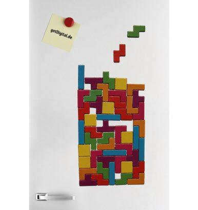 Tetris KǬhlschrank Magnete