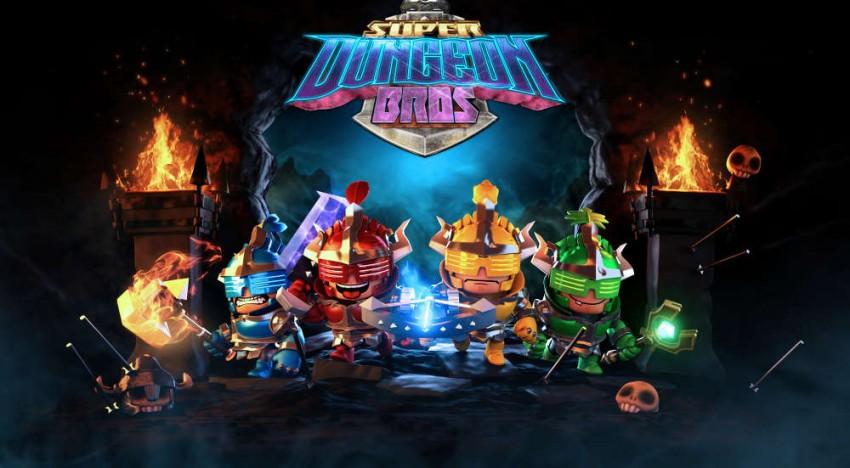 Hands-On: Super Dungeon Bros