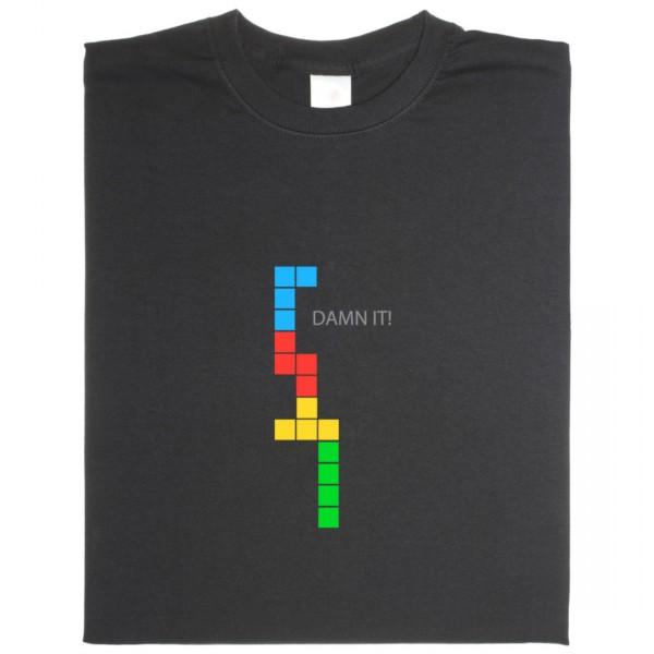 Shirt: Damn it