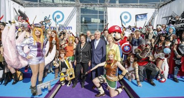 gamescom 2015: Cosplay Convention Bericht & Gewinner