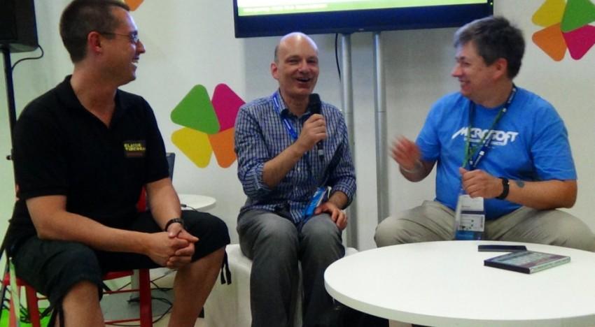Heinrich Lenhardt & Boris Schneider-Johne im CVGL Interview