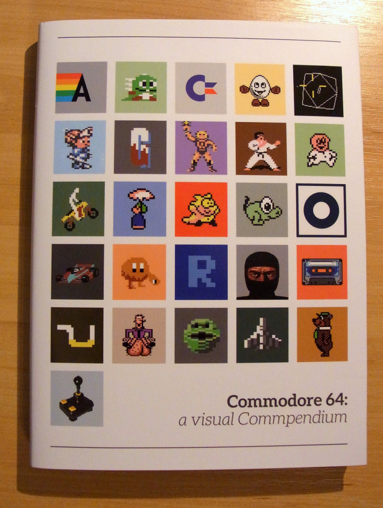 C64 Buch Commodore 64 A Visual Commpendium Artbook (1)