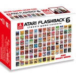 ATARI Flashback 6 Retro Konsole Box hinten