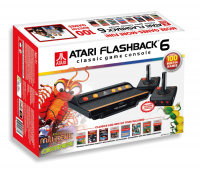 ATARI Flashback 6 Retro Konsole Box vorn