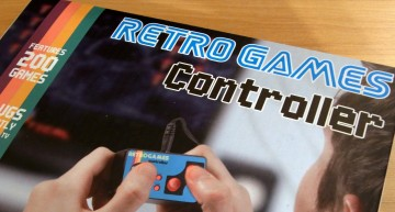 Für den Nerd in dir: Die Retrokonsole im Game-Controller