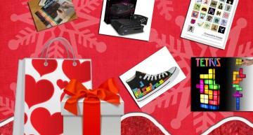 5 coole Geschenkideen zu Weihnachten für Retro-Gamer & Nerds