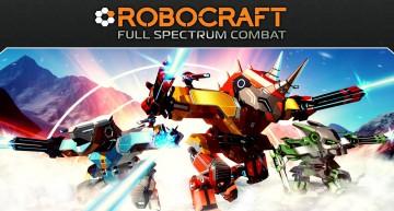 Robocraft – Robo Action im Weltraum!