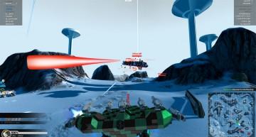Ein spannendes Duell mit unserem SMG Hover Bot.