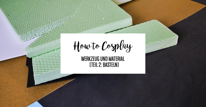 cosplay materialen