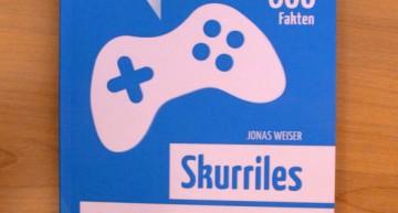 Skurriles Gamer Wissen Buch-Cover